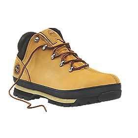Timberland Splitrock Pro Safety Boots Wheat Size 7