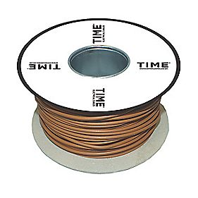 Tower Conduit Wiring Cable 6491B LSF 1-Core 1.5mm² x 100m Brown