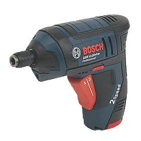 Bosch GSR 3.6 V-LI Mx2Drive 3.6V 1.3Ah Li-Ion Cordless Screwdriver