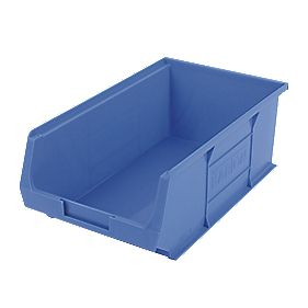 Blue Containers 350 x 205 x 132mm Pack of 10