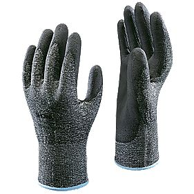 Showa Best 541 Cut-Resistant Gloves Silver X Large