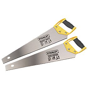 "Stanley Universal Saws 20"" Twin Pack"