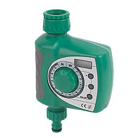 Digital Timer for Irrigation Systems