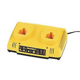 DeWalt DE9216 240V Dual Port Battery Charger