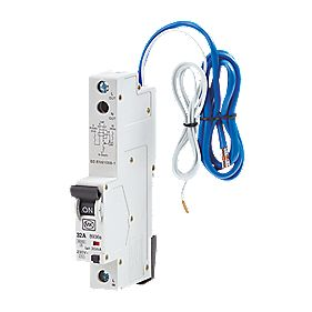Mk Sentry 32A 30mA SP Type C RCBO