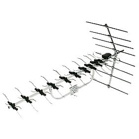 Labgear TV Aerial High Gain 48-Element