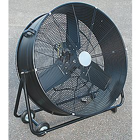 Philex FE-75DFOL(E) Drum Floor Fan 30""