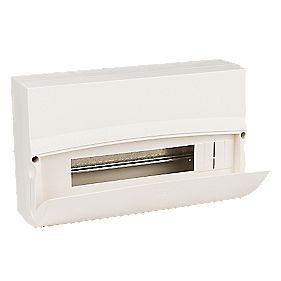 MK Sentry 14-Way 16-Module Insulated Consumer Unit Enclosure