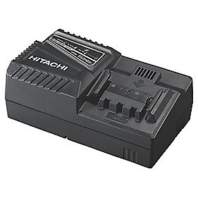 Hitachi UC18YSFL 14.4-18V Slide Battery Fast Charger