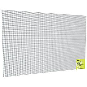 Apollo 13mm Galvanised Welded Mesh Panel 0.6 x 0.9m Pack of 10