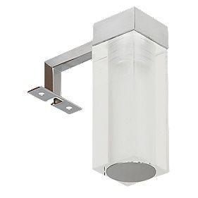 Unbranded Empoli Bathroom Mirror Light Chrome G9 1.9W