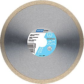 Norton Expert ProGlass Diamond Blade 200 x 25.4mm