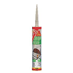 Sika SikaBond AT-Metal Adhesive Light Grey 300ml