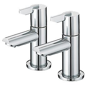 Bristan Sonique Bath Taps Pair