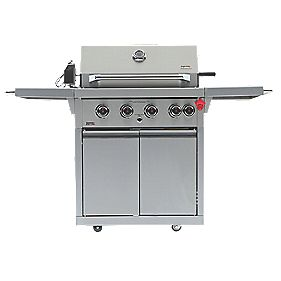 Swiss Grill Z2-460 Zurich 4-Burner Gas Barbecue