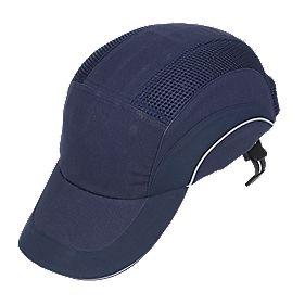 JSP Hardcap A1 Bump Cap Navy