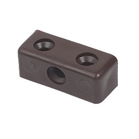 Dark Brown Assembly Joint x mm Pack of 10