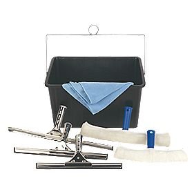 Window Cleaning Kit 7 Piece Set