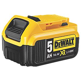 DeWalt DCB144-XJ 14.4V 5.0Ah Li-Ion XR Slide Pack Battery