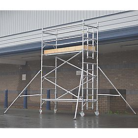 Lyte SF25NW27 Helix Narrow Width Industrial Tower 2.7m