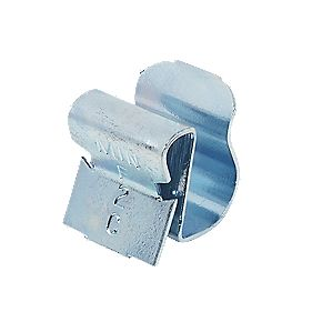 Cable Clip 2.4mm 10-11mm Cable Diameter Pack of 25