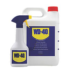 WD-40 with Spray Applicator 5Ltr