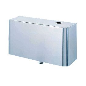 Franke Automatic 2-Urinal Cistern 537 x 197 x 290mm