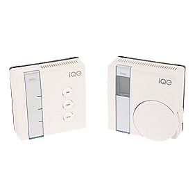 iQE Battery Wireless Digital Electronic Thermostat