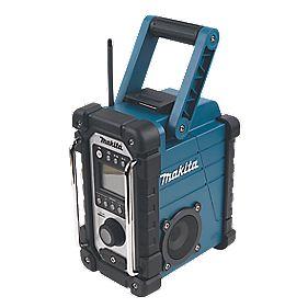 Makita BMR102 Site Radio 240V