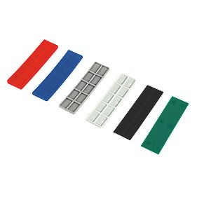 Broadfix Glazing Packers Medium 100 x 1-6 x 28mm 225 Piece Set