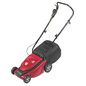 Mountfield EL350 1100W 33cm Electric Rotary Lawn Mower 230V
