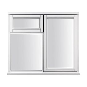 Jeld-Wen Timber Casement Window Clear 1195 x 1195mm