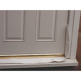 Door Leak Protection Strips 30 x 600mm Pack of 3