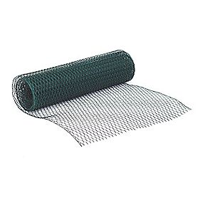 Apollo 13mm PVC-Coated Wire Netting 10 x 0.9m