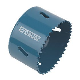 Erbauer Bi-Metal Holesaw 76mm