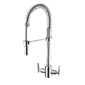Bristan Artisan Pull-Out Mono Mixer Kitchen Tap Chrome