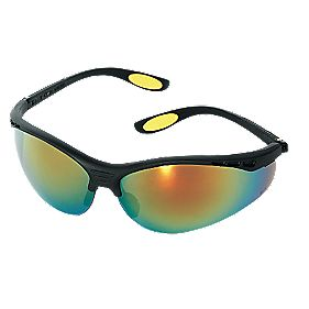 DeWalt Protective Reinforcer Mirrored Glasses