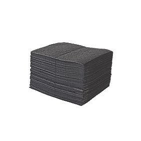 Lubetech Black & White Maintenance Pads 50 x 40cm Pack of 100