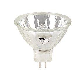 Eco-Halogen Lamps GU5.3 12V 28W Pk10