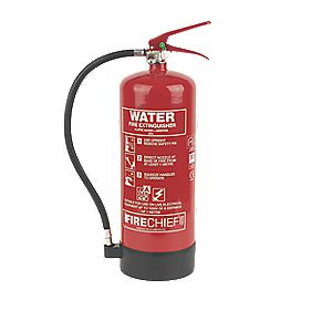 Firechief Fire Extinguisher Water Additive 6Ltr