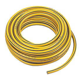 "Hozelock Starter Hose Yellow 15m x ½"" (13mm)"