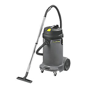 Karcher NT48/1 1380W 48/48Ltr Wet & Dry Vacuum Cleaner 240V