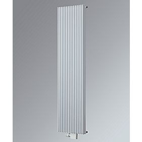 Atlas Vertical Designer Radiator White 1800 x 410mm 5119BTU