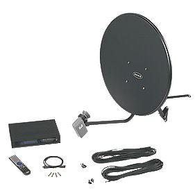 Ross HD+ Satellite Kit