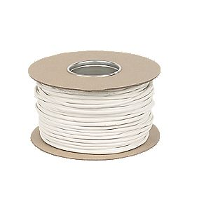 Time Telephone Cable 4-Pair 8-Core 100m White