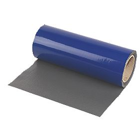 Aluflash Aluminium Embossed Roll Flashing 300mm x 5m