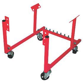 Hilka Pro-Craft Wheel-Mounted Engine Cradle 450kg