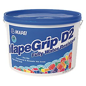 Mapei MapeGrip Wall Tile Adhesive D2 Off White 15kg