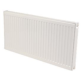 Kudox Premium Type 11 Single Panel Single Convector Radiator White 600x900