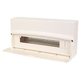 MK 21 Module Surface Insulated Consumer Unit